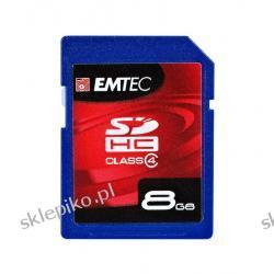 EMTEC SECURE DIGITAL SDHC SD4/8GB SPEED 60x