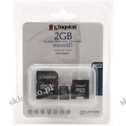 KINGSTON SECURE DIGITAL MICRO SDC 2GB+2 ADAPTERY