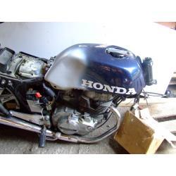SILNIK HONDA CB 250 wszystkie części