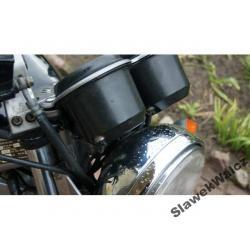 Suzuki gs 500 gs500 lampa przednia części