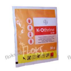 K-Othrine zwalcza muchy prusaki pchły 25WP 30g BAYER