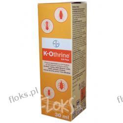 K-Othrine 2,5 Flow zwalcza muchy prusaki pchły 30ml BAYER