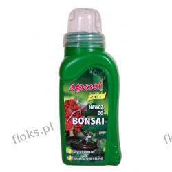 Nawóz do bonsai Mineral żel 250ml Agrecol