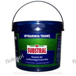 Nawóz do zadbanego trawnika Wybarwia trawę 5kg SUBSTRAL