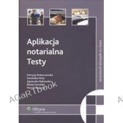 Aplikacja notarialna Testy