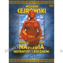 Boso przez świat Namibia (Płyta DVD)