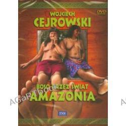 Boso przez świat Amazonia DVD (Płyta CD)