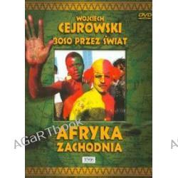 Boso przez świat Afryka zachodnia DVD (Płyta CD)