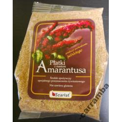 *Szarłat*Płatki z Nasion Amarantusa 250g
