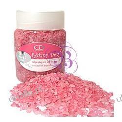 Delia Water Line, Różany Dotyk Odprężająca sól do kąpieli o różanym zapachu, 780g