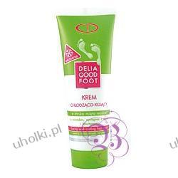 Delia Good Foot, Krem chłodząco-kojący do stóp, 100 ml