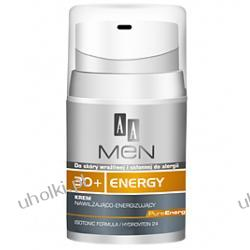AA Men 30+ Energy. Krem nawilżająco - energizujący 30+  50 ml