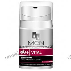 AA Men 40+ Vital. Koncentrat przeciwzmarszczkowy 40+  50 ml