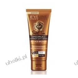 EVELINE Self Tan, Samoopalacz do twarzy, szyi i dekoltu, 75 ml