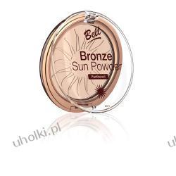 BELL Bronze Sun Powder Puder brązująco-rozświetlający z panthenolem do twarzy i ciała, 9g