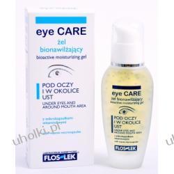 FLOS-LEK Eye Care, Żel bionawilżający z mikrokapsułkami na okolice oczu i ust 30 ml