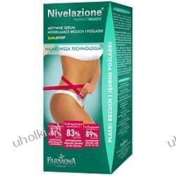FARMONA Nivelazione Perfect Body, Aktywne serum modelujące brzuch i pośladki z kompleksem antycellulit Cellu STOP, 125 ml