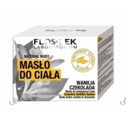 FLOS-LEK Natural Body, Masło do ciała Wanilia&Czekolada, skóra sucha, normalna 240 ml