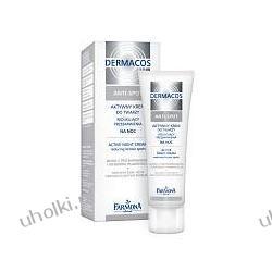 FARMONA Dermacos Anti-Spot, Aktywny krem do twarzy na noc redukujący przebarwienia, 50 ml