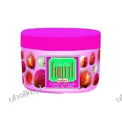 FARMONA Tutti Frutti, Intensywnie pielęgnujące masło do ciała liczi i rambutan, 250 ml