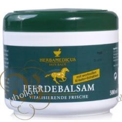 HERBAMEDICUS Maść końska z arniką na bazie naturalnych składników 500 ml