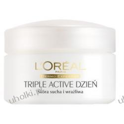 L`OREAL Triple Active, Krem Nawilżający i Ochronny na Dzień do skóry suchej i wrażliwej 50 ml
