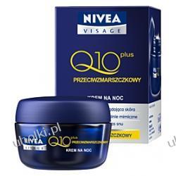 NIVEA Visage Q10 Plus, Krem przeciwzmarszkowy na noc 30+ 50 ml