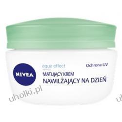 NIVEA Aqua Effect, Matujący krem nawilżający na dzień, cera tłusta, mieszana, 50 ml