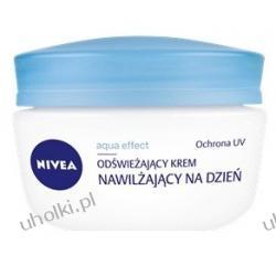 NIVEA Aqua Effect, Odświeżający krem na dzień, cera normalna, mieszana, 50 ml