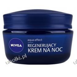 NIVEA Aqua Effect, Krem regenerujący na noc, cera normalna, mieszana, 50 ml