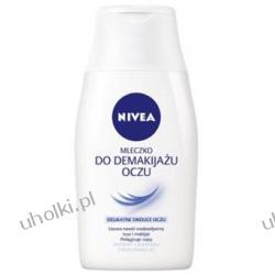 NIVEA Aqua Effect, Mleczko do demakijażu oczu i ust, do każdej cery, 125 ml