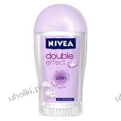 NIVEA DEO, Double effect Sztyft, Damski dezodorant antyperspirant ułatwiający golenie 40 ml