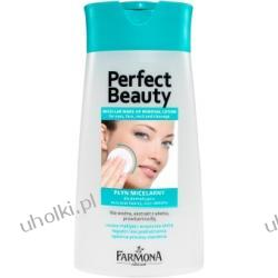 FARMONA Perfect Beauty demakijaż, Płyn micelarny do demakijażu oczu oraz twarzy 200 ml