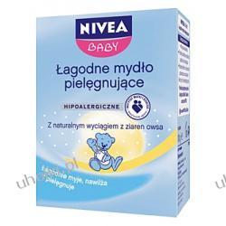 NIVEA BABY, Łagodne mydło pielęgnujące dla dzieci i niemowląt 100g