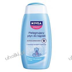 NIVEA BABY, Pielęgnujący płyn do kąpieli dla dzieci i niemowląt 500 ml