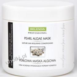BIELENDA Ideal Skin, Perłowa Maska Algowa, cera wymagająca odmłodzenia i regeneracji, 190g