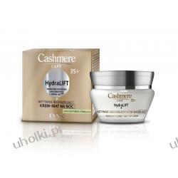 Dax Cashmere, Aktywnie regenerujący krem - mat na noc, cera normalna i mieszana 35+, 50 ml