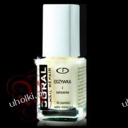 DELIA, Odżywka regenerująca do paznokci z żeńszeniem, 10 ml