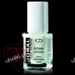 DELIA, Odżywka regenerująca do z jedwabiem do paznokci z przebarwieniami, 10 ml