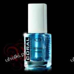 DELIA, Odżywka przeciw rozdwajaniu się paznokci z keratyną i filtrem UV, 10 ml