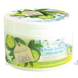 VERONA SPA, Masło do ciała Zielona herbata & Limonka, 250 ml