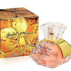 LINN YOUNG Linia orientalna, Perfumy damskie Gold Mine Woman, 100 ml