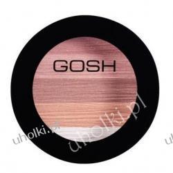 GOSH Bronzing Schimmer Powder, Puder brązujący, róż i cienie w jednym, chłodna karnacja 9 g