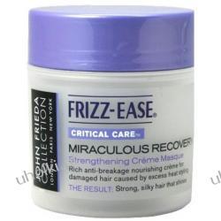 JOHN FRIEDA Frizz-Ease, Miraculus Recovery, Wygładzająca i wzmacniająca maska do włosów kręconych 150 ml