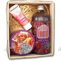 FARMONA Tutti Frutti, Zestaw kosmetyków do pielęgnacji ciała Granat i Pitaya + gratis