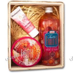 FARMONA Tutti Frutti, Zestaw kosmetyków do pielęgnacji ciała Liczi i Rambutan + gratis