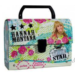 HANNAH MONTANA, True Star Perfumy i dezodorant w ozdobnym kuferku