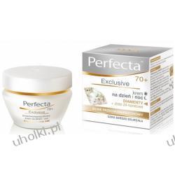 DAX Perfecta Exclusive Diamonds 70+, Diamenty i Złoto przeciwzmarszczkowy krem dzień/noc, 50 ml
