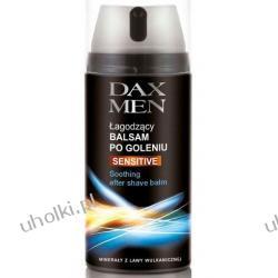 DAX Men, Sensitive, łagodzący podrażnienia balsam po goleniu dla Panów do cery suchej i wrażliwej 100 ml