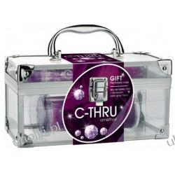 C-THRU Amethyst Kuferek, Woda toaletowa damska EDT + dezodorant spray